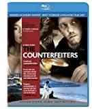 The Counterfeiters (+ BD Live)