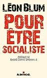 Pour �tre socialiste par Blum