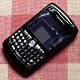 Blackberry curve 8300 8320 8310 Full Cover Housing Black Colour