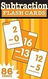 echange, troc  - Flash Kids Flash Cards: Subtraction