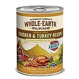 Whole Earth Farms Grain Free Canned Dog Food, 12.7 oz, 12 count 7 Whole Earth Farms Grain Free Canned Dog Food, 12.7 oz, 12 count