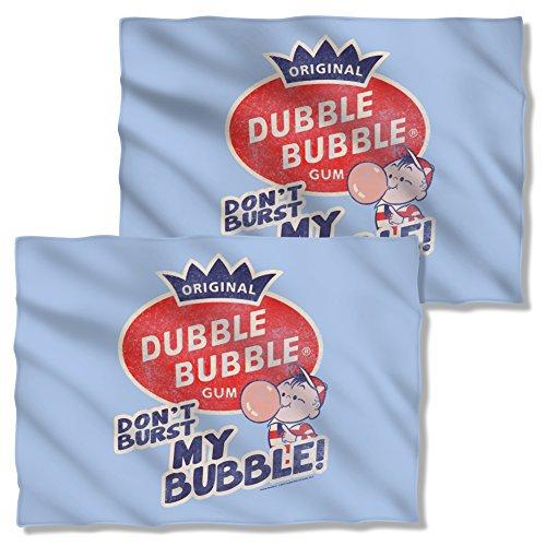 Dubble Bubble Burst Front & Back Pillow Case DBL153FBPLO