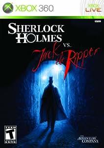 Sherlock Holmes vs. Jack the Ripper - Xbox 360