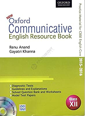 New Oxford Communicative English Resource Book Fourth  Edition