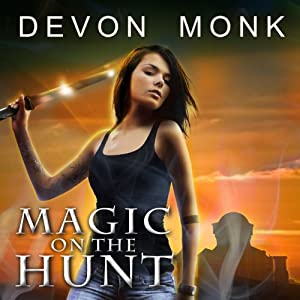 Magic on the Hunt Audiobook