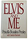img - for Elvis and Me 1st edition by Priscilla Beaulieu Presley (1985) Hardcover book / textbook / text book