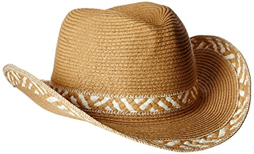 physician-endorsed-womens-estancia-packable-western-or-fedora-hat-rated-upf-50-tan-one-size