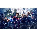 Posterhouzz Movie Avengers: Age Of Ultron The Avengers HD Wallpaper Background Fine Art Paper Print Poster