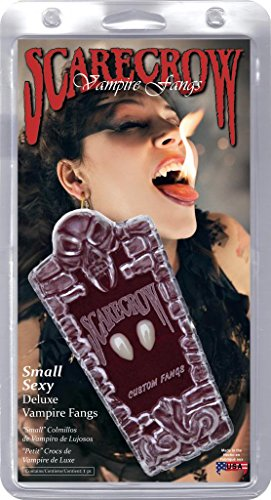 Scarecrow Small Deluxe Fangs