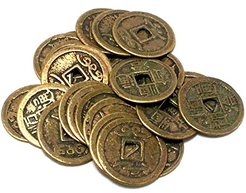 find-something-different-24-loose-chinese-antiqued-lucky-and-wealth-copper-coins