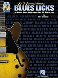 511GsJ58JLL. SL160  101 Must Know Blues Licks (Tab Book & CD)