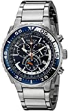 Nautica Men's N16655G NST 700 Chrono Fashion Active Watch