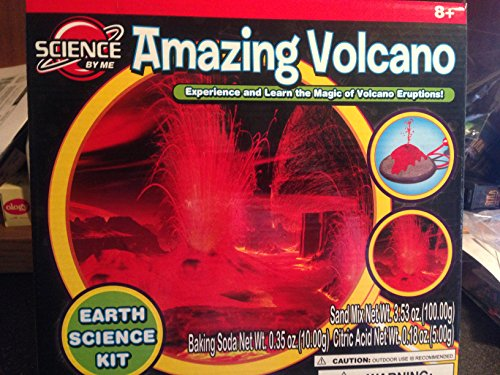 Science By Me Amazing Volcano Earth Science Kit