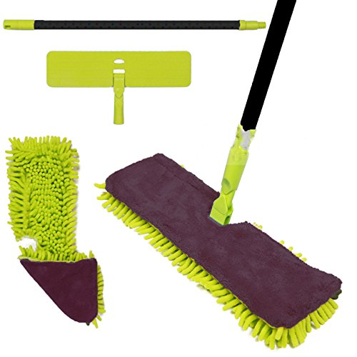 double-sided-microfibre-flip-mop-cleaner-sweeper-wooden-laminate-tile-floor-wet-dry