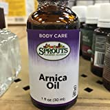 Sprouts Farmers Market Arnica Oil