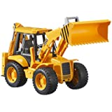 Bruder Toys Loader Backhoe ~ Bruder