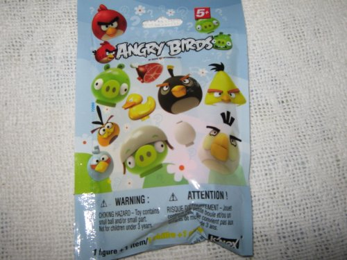 Angry Birds K'nex Easter/Spring Mystery Figure