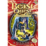 Stealth the Ghost Panther (Beast Quest - The Amulet of Avantia)by Adam Blade