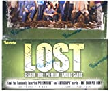 LOST SEASON THREE PREMIUM TRADING CARDS