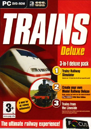 TRAINS DELUXE EDITION (3 IN 1 PACK)