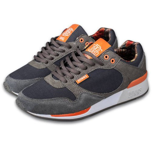 Djinns Uniform - EASY RUN #2 - Low Top Sneaker - Runner - Blau-44
