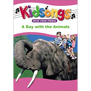 Amazon.com: Kidsongs - A Day with the Animals: The Kidsongs Kids