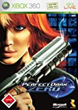 MICROSOFT Xbox 360 Perfect Dark Zero Tin Box USK18