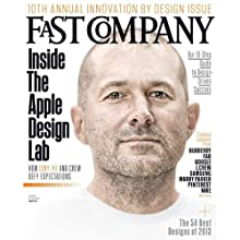 Audible Fast Company, October 2013  by Fast Company Narrated by Ken Borgers