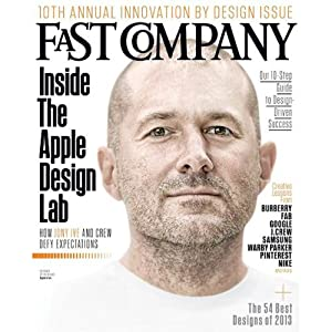 Audible Fast Company, October 2013 | [Fast Company]