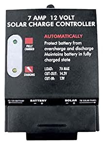 Sunforce 7 Amp Charge Controller by Sunforce
