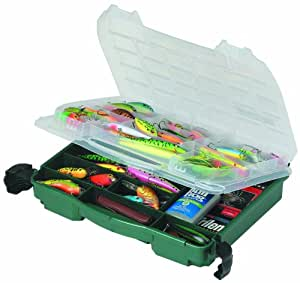 Plano double cover tackle organizer fishing for Amazon fishing equipment