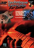 img - for Technique Exercises for Guitar: Lessons and Licks for Improving Your Speed, Power & Clarity (Musicians Institute: Private Lessons) book / textbook / text book