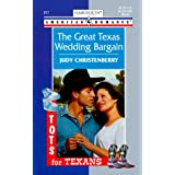 The great Texas wedding bargainby Judy Christenberry