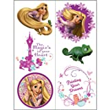 Disney's Tangled Temporary Tattoos