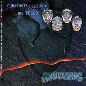 Corazones Del Lado Del Fuego