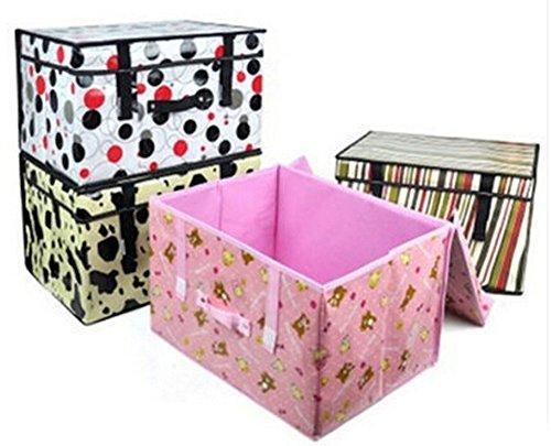 Spinning boîte de rangement boîte à gants étanches ne contenant Box vache B