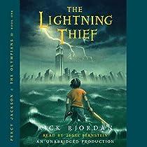 The Lightning Thief Audiobook Rick Riordan