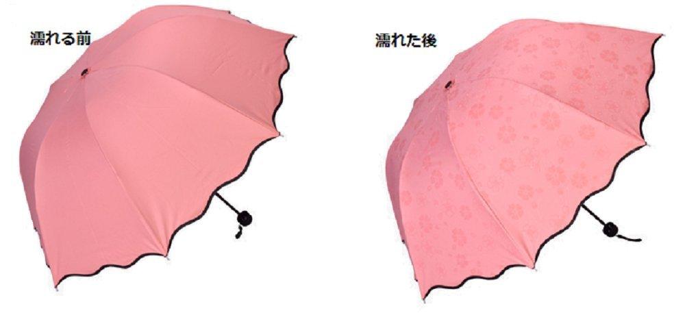 「折りたたみ 傘 雨傘 日傘 晴雨 兼用 の レディース 傘 UV カット」をamazonで見る»