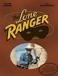 The Lone Ranger - The Colour Episodes - Boxset 5 DVD - Import Zone 2 UK (anglais uniquement) [Import anglais]