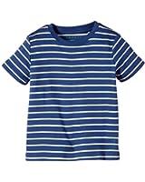 ESPRIT Jungen T-Shirt in Streifen-Optik, Gestreift