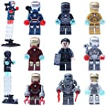 Todwish FG 0160-0168 Iron Man 9pcs/se...