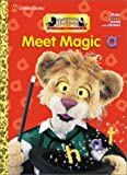 Meet Magic A (Sticker Time) (0307108058) by Hood, Susan