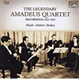 The Legendary Amadeus Quartet : Recordings 1951-1957par Amadeus Quartet