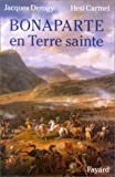 img - for Bonaparte en Terre sainte (French Edition) book / textbook / text book