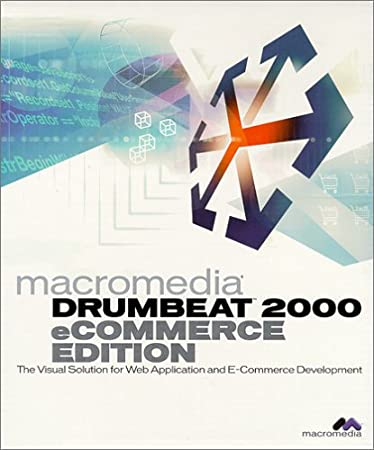 Macromedia Drumbeat 2000 eCommerce Edition