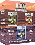echange, troc D-Day Remembered - Parts 1, 2 and 3 [Box Set] [Import anglais]