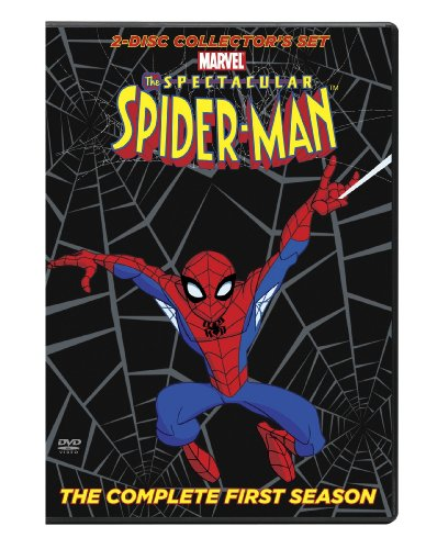 The Spectacular Spider-Man: Season 1 (Spiderman 1 Dvd compare prices)