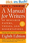 Manual for Writers of Research Papers...