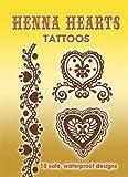 Anna Pomaska Henna Hearts Tattoos (Dover Tattoos)