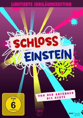 Schloss Einstein (Limitierte Jubiläumsedition, 2 Discs) hier kaufen